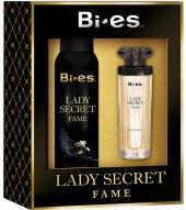 Dárková kazeta Lady Secret Fame Bi-es