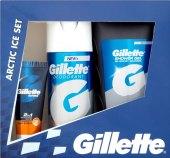 Dárková kazeta pánská Arctic Ice Gillette