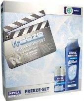 Dárková kazeta pánská Freeze For Men Nivea