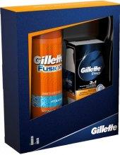 Dárková kazeta pánská Fusion Gillette
