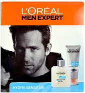 Dárková kazeta pánská na holení Men Expert L'Oréal