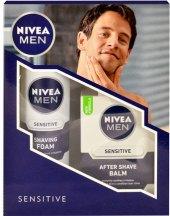 Kazeta dárková pánská Sensitive Lotion Men Nivea