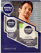 Dárková kazeta pánská Shaving Sensitive Men Nivea