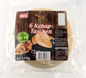 Kebab taštičky k dopečení Ibis