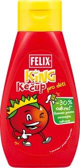 Kečup pro děti Felix