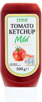 Kečup Tesco