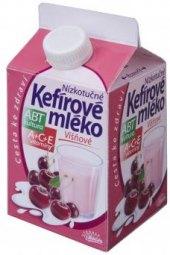 Kefírové mléko ochucené Mlékárna Valašské Meziříčí