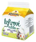 Kefírové mléko ochucené Krajanka