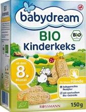 Keksy dětské Bio Babydream