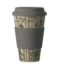 Kelímek na kávu bambusový