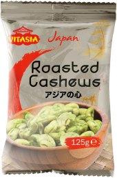 Kešu ořechy pražené s chutí wasabi Vitasia
