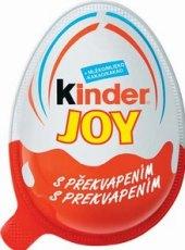 Kinder Joy s překvapením