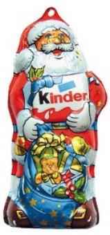 Čokoládový Mikuláš Kinder