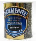 Kladívkový email na kov Hammerite