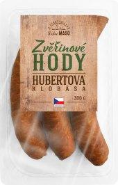 Klobása Hubertova Zvěřinové hody Dobré maso