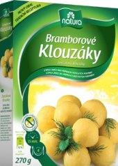 Klouzáky bramborové v prášku Natura