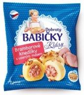 Knedlíky bramborové mražené Dobroty babičky Kláry