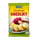Knedlíky bramborové  s burizony v prášku Bask