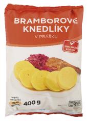 Knedlíky bramborové v prášku Korrekt