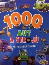 Kniha 1000 aut a strojů
