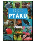 Kniha 1000 ptáků