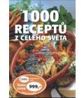 Kniha 1000 receptů z celého světa