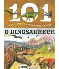 Kniha 101 věcí o dinosaurech