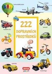 Kniha 222 dopravních prostředků