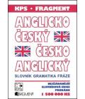 Kniha  Česko-anglický anglicko český slovník