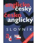 Kniha Anglicko-český česko-anglický slovník