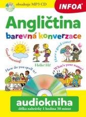 Kniha Angličtina barevná konverzace Infoa