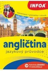 Kniha Angličtina jazykový průvodce Infoa