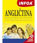 Kniha Angličtina konverzace a slovník Infoa