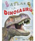 Kniha Atlas dinosaurů