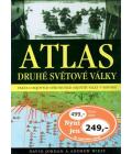 Kniha Atlas druhé světové války Jordan, Wiest