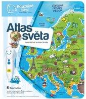 Kniha Kouzelné čtení - Atlas světa Albi