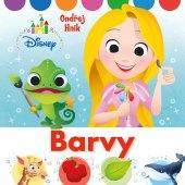 Kniha Barvy Disney