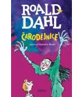Kniha Čarodějnice Roald Dahl