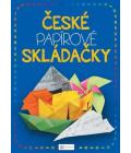 Kniha České papírové skládačky