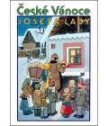 Kniha České Vánoce Josefa Lady