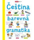 Kniha Čeština barevná gramatika