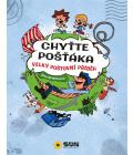 Kniha Chyťte pošťáka Dita Křišťálová
