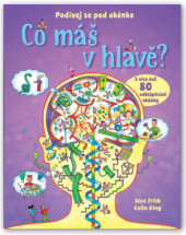 Kniha Co máš v hlavě? Alex Frith