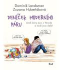 Kniha Deníček moderního páru Zuzana Hubeňáková, Dominik Landsman