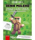 Kniha Deník malého Minecrafťáka Kid Cube