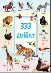 Kniha pro děti 333 zvířat