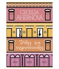 Kniha Díky za vzpomínky Cecella Ahernová