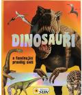 Kniha Dinosauři a fascinující pravěký svět