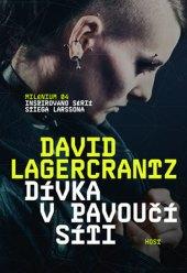 Kniha Dívka v pavoučí síti Milénium 4 David Lagercrantz