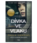 Kniha Dívka ve vlaku Paula Hawkins